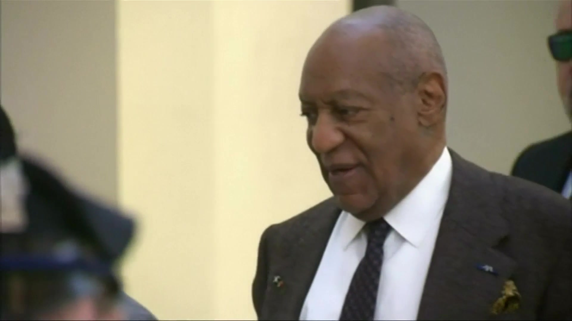 Cosby Sex Assault Case Headed to Trial