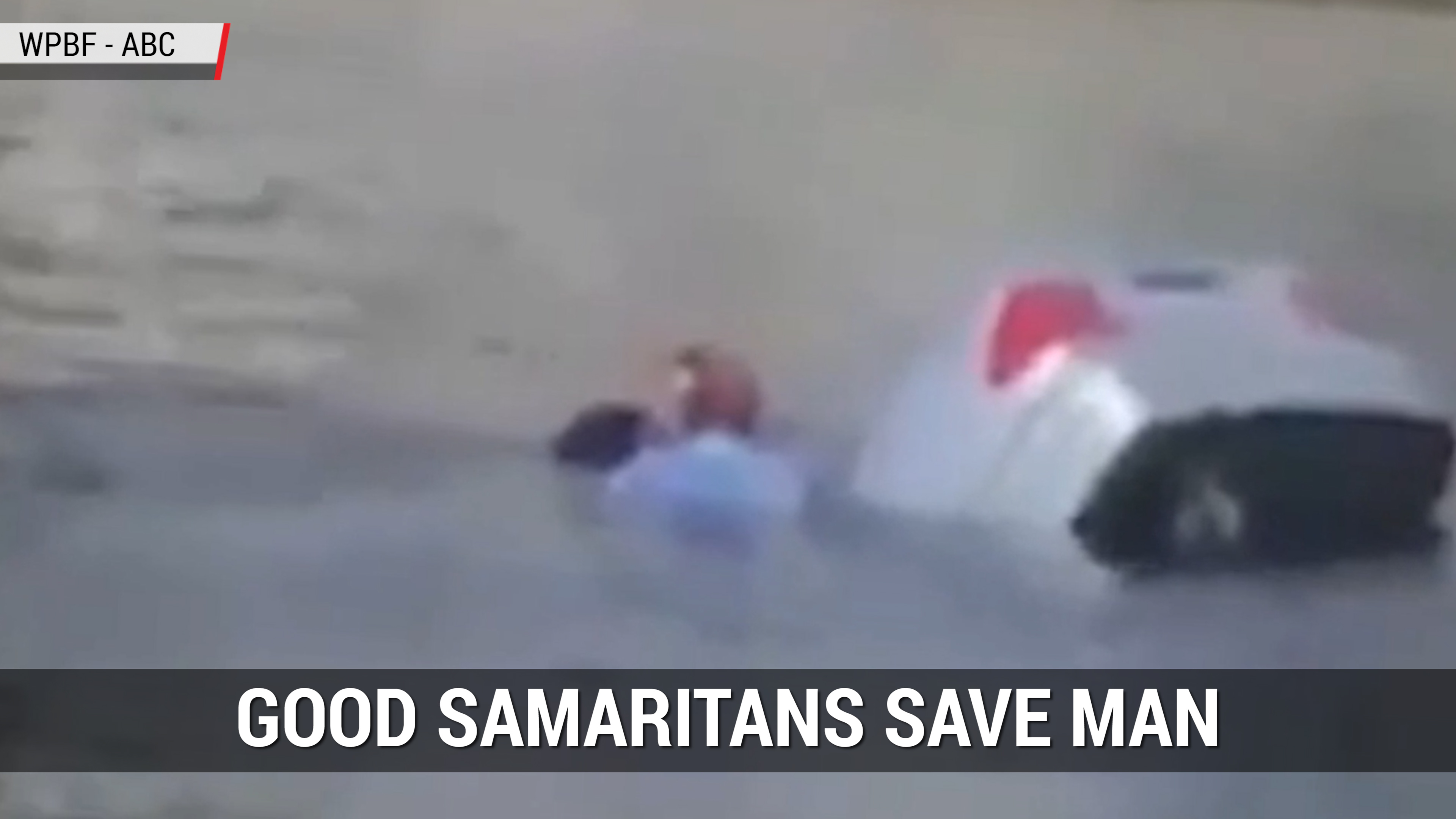 Good Samaritans Save Man | Autoblog Minute