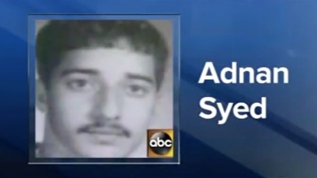 'Serial' Subject Adnan Syed Has a 'Last-Ditch' Shot at a New Trial
