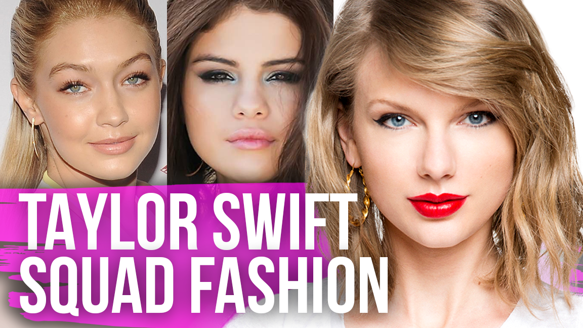 Best & Worst Taylor Swift Squad Fashion