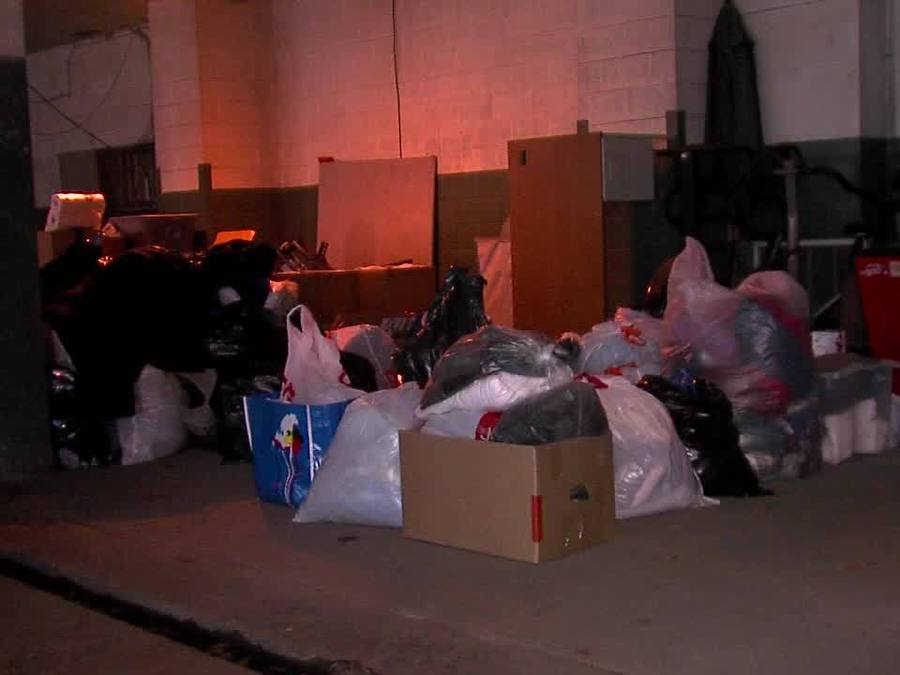 Homeless Donations in Cleveland