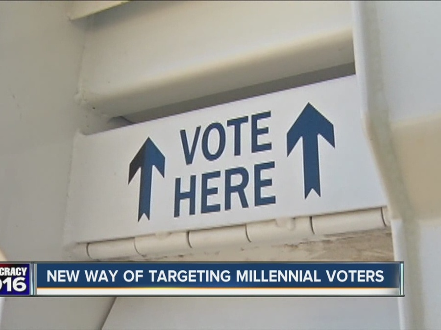 New Way of Targeting Millennial Voters