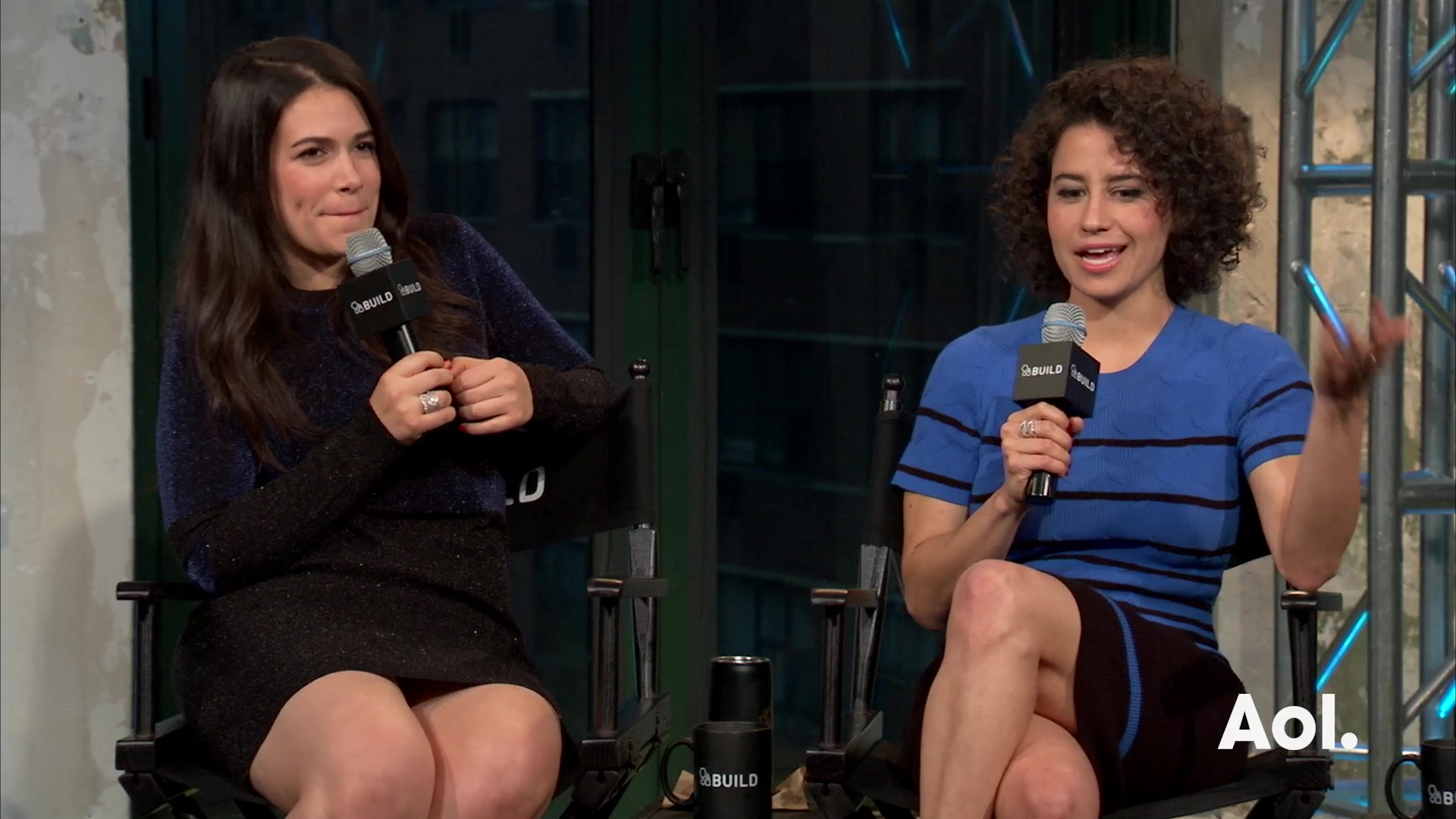 "Ilana Glazer and Abbi Jacobson On ""Broad City"""