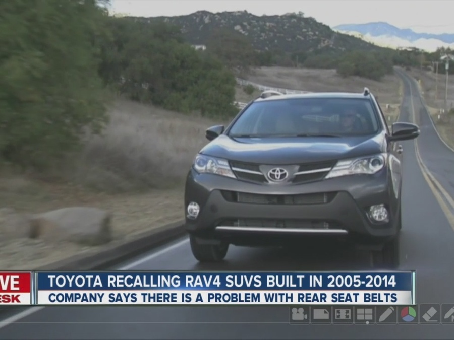 Toyota Recalling Millions of SUVs Worldwide