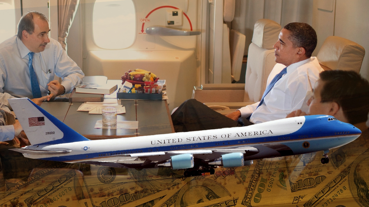 Does the President Really Need Air Force One?