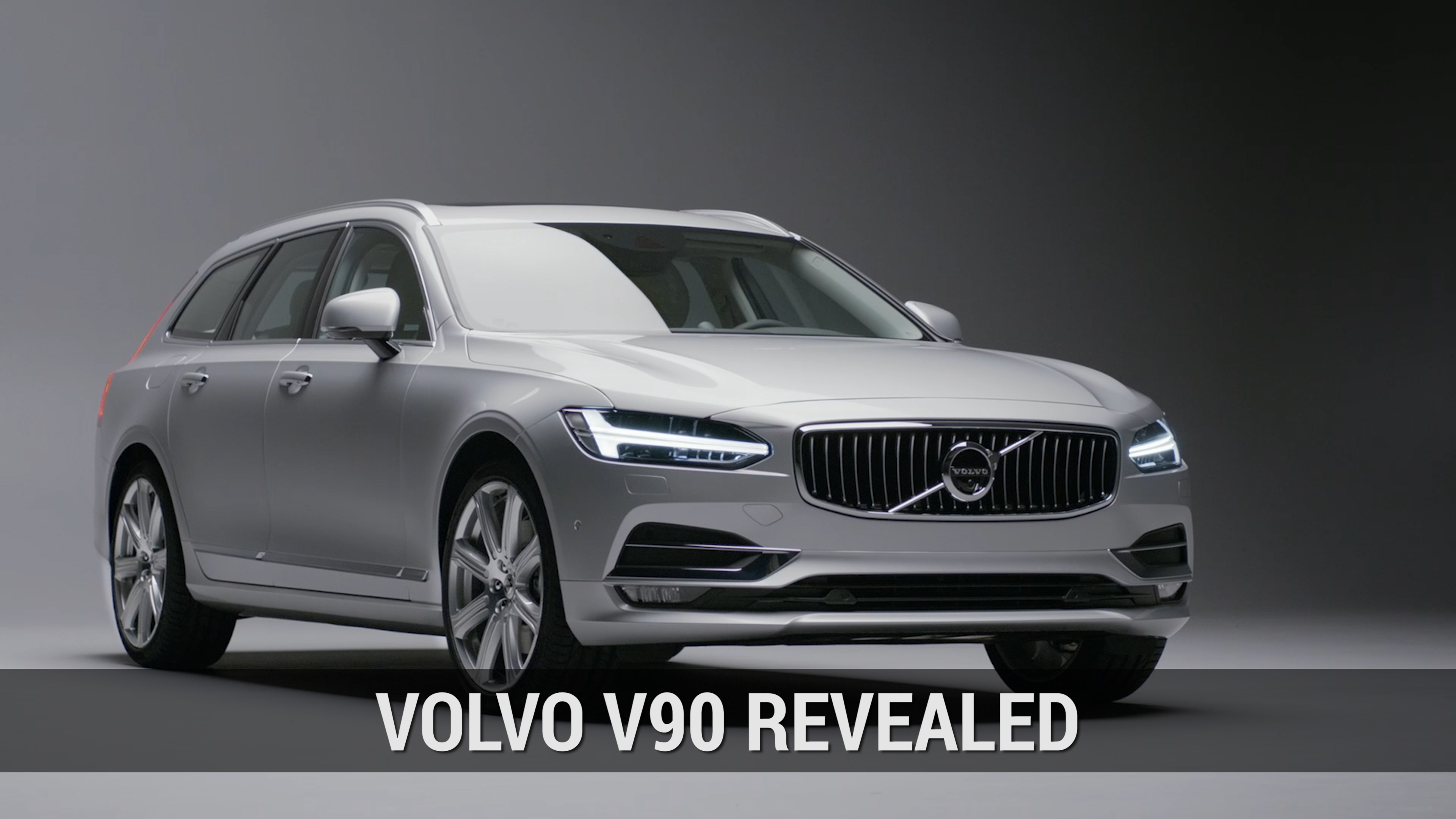 Volvo V90 Wagon Video | Autoblog Minute