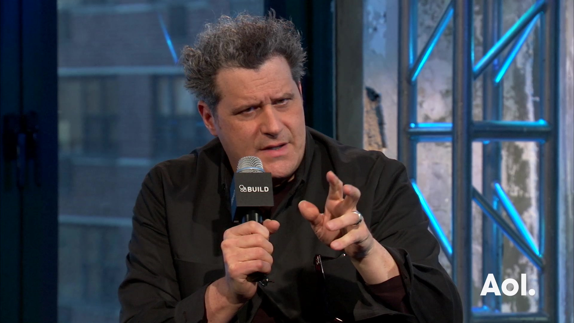 "Isaac Mizrahi On ""Project Runway All Stars"""