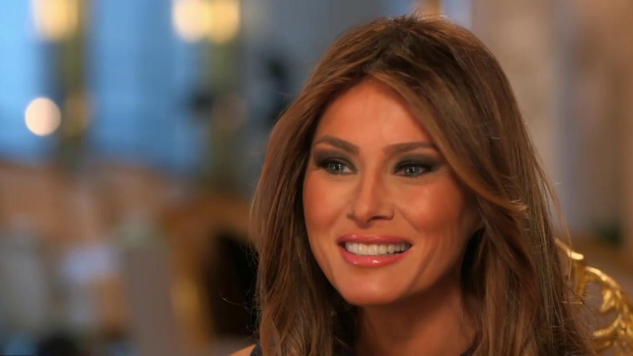 Melania Trump on Her Life, Marriage and 2016