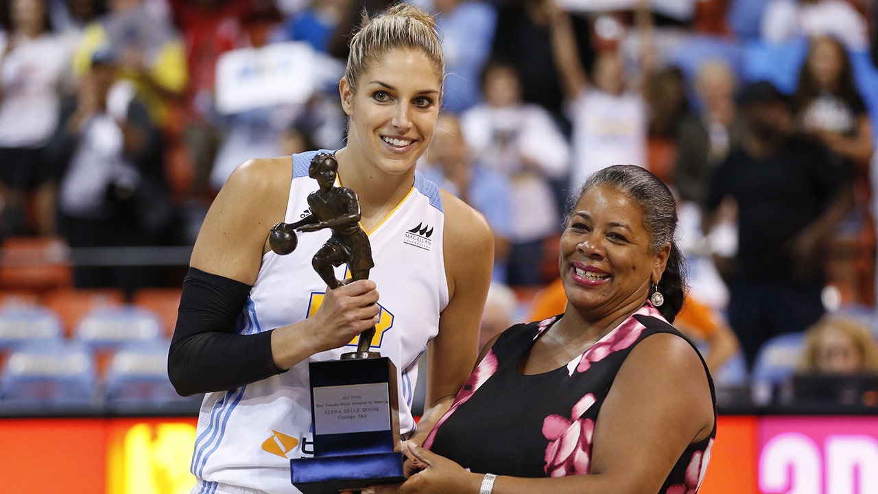 How Elena Delle Donne Overcame Lyme Disease to Become WNBA MVP