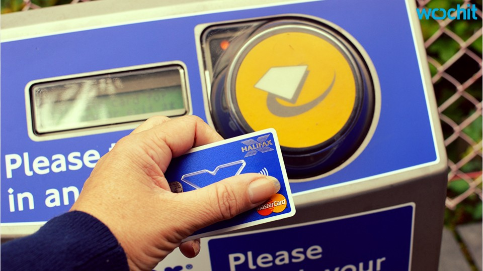 Contactless Card Payments Rapidly Rising in U.K.