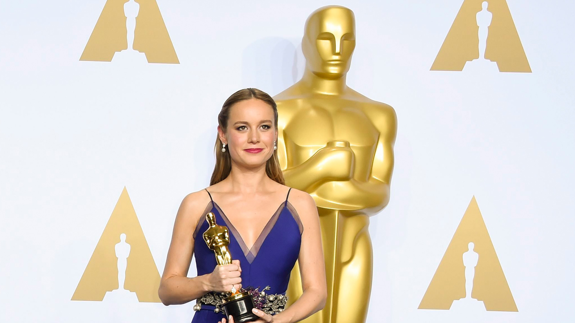 Brie Larson: A Long Process of Trying to Find Myself