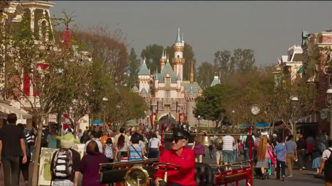 Disney Theme Parks Launch 'Seasonal Prices' for 1-Day Tickets