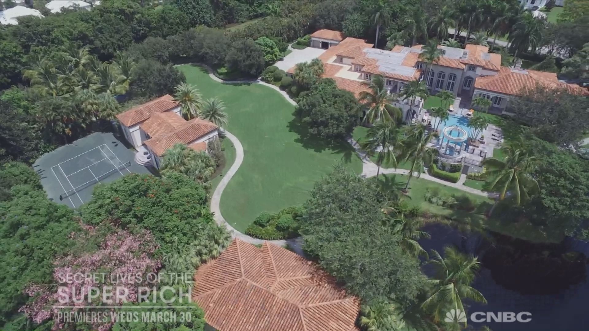 'Secret Lives of the Super Rich:' Mansion Meets 5-Star Resort