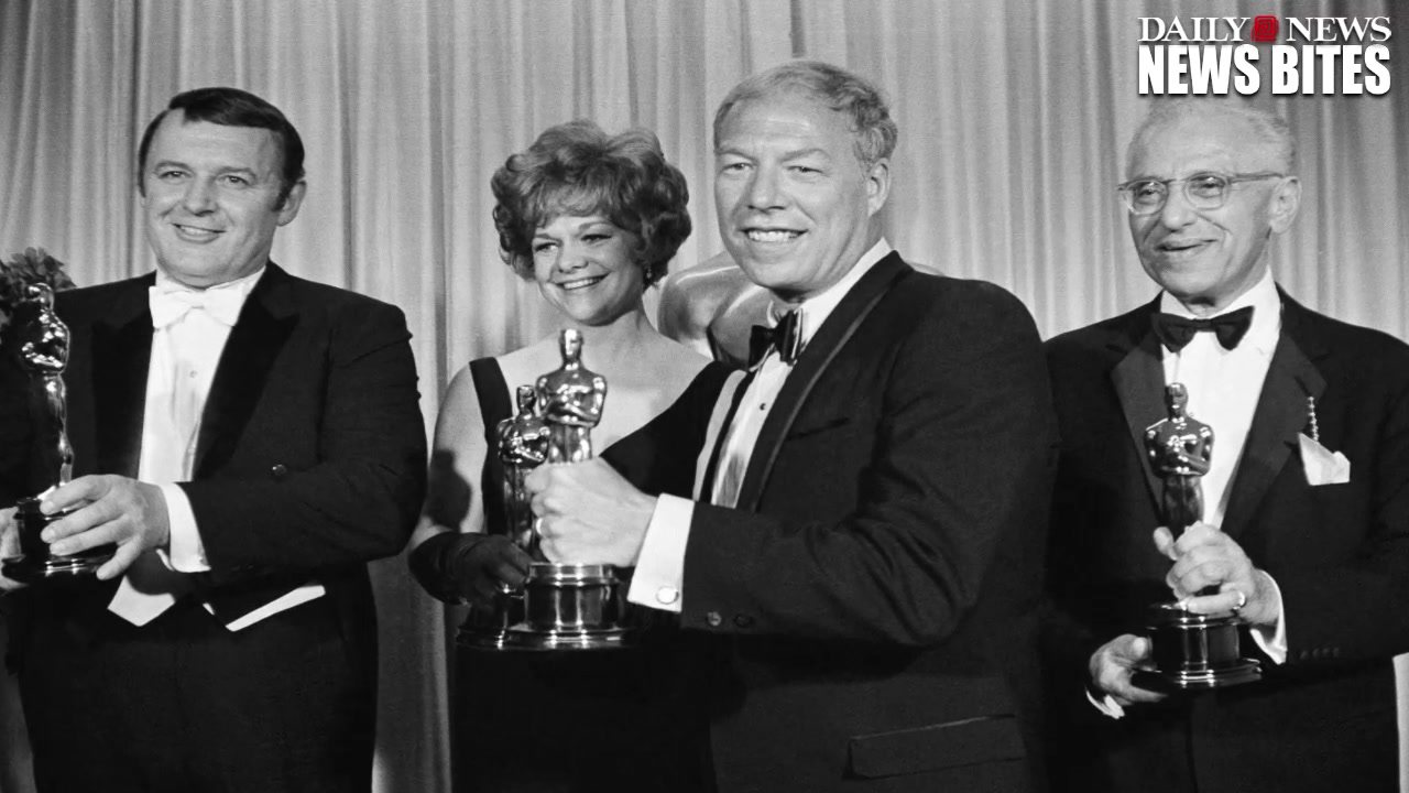 'Cool Hand Luke' and 'Naked Gun' Star George Kennedy Dies at 91