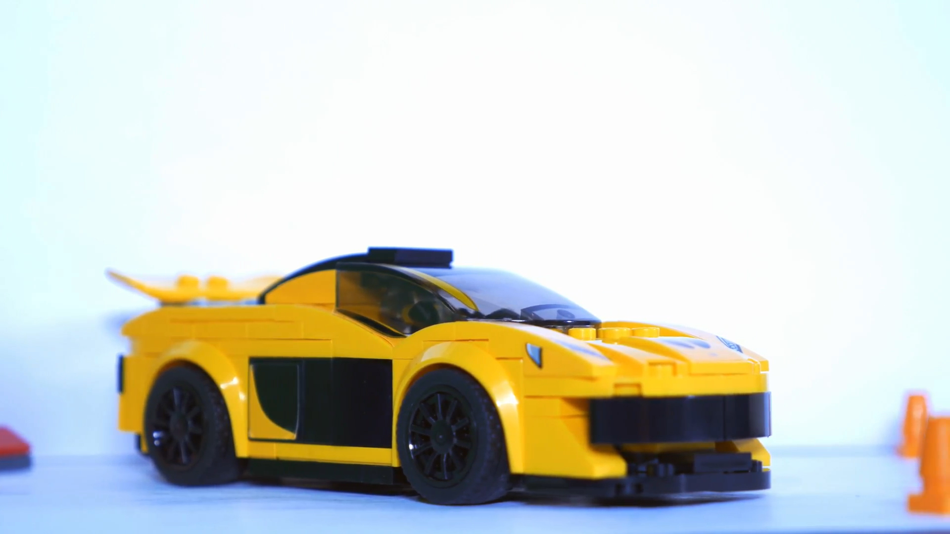 Lego Speed Champions McLaren P1 Build | Autoblog