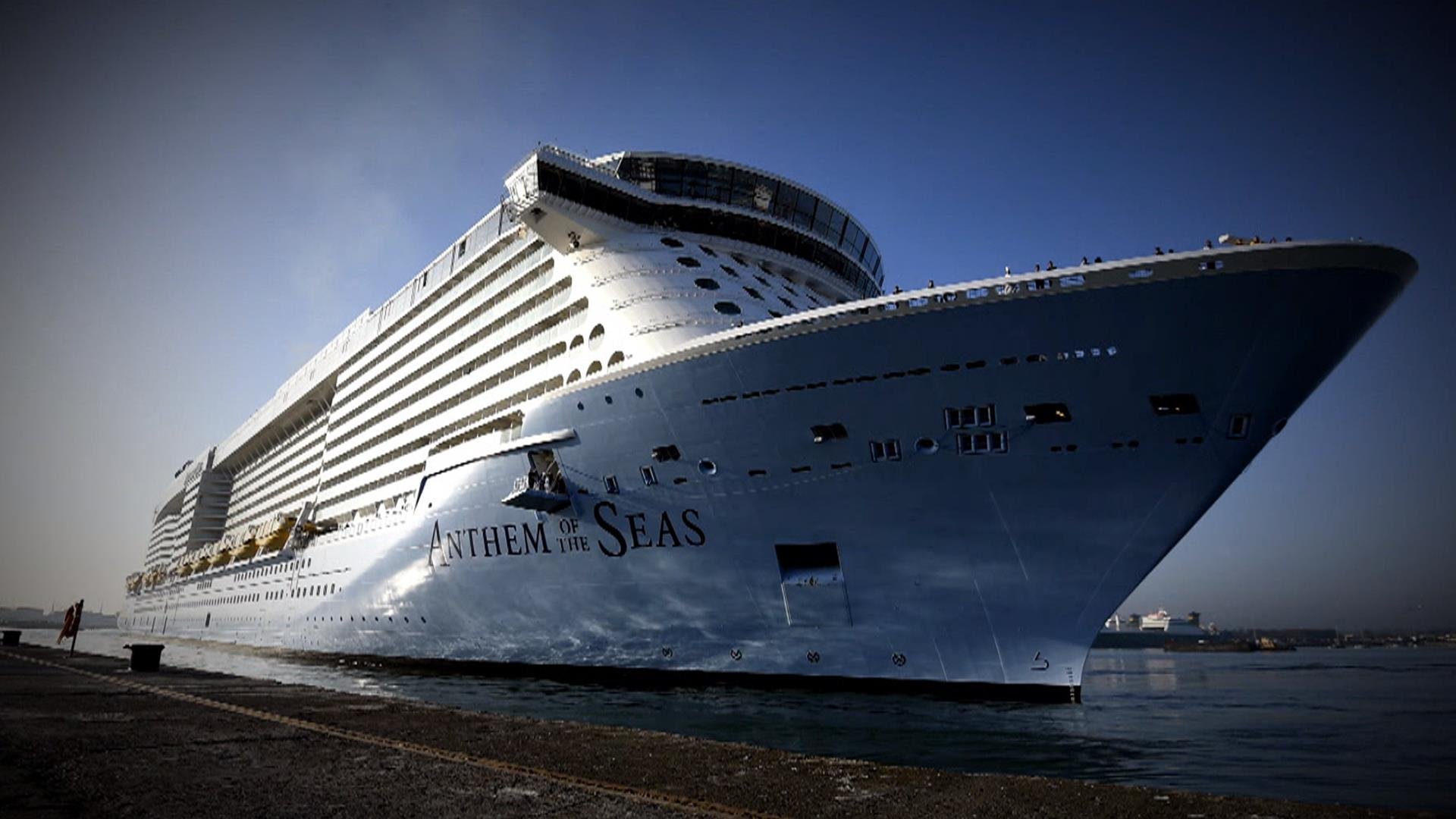 'Cursed Cruise' Passengers React After Anthem of the Seas Forced Back to Port