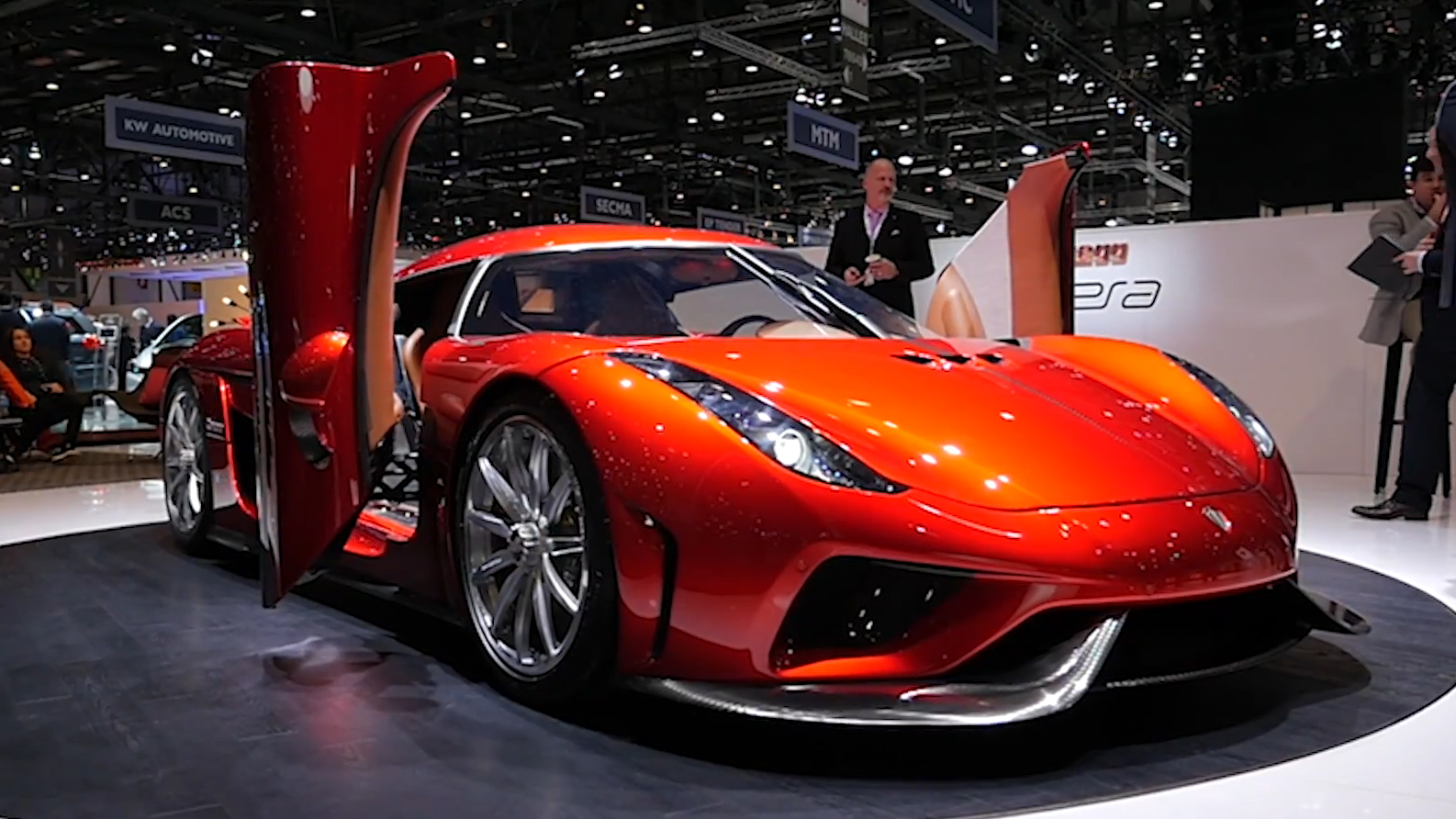 Top Specialty Cars | 2016 Geneva Motor Show