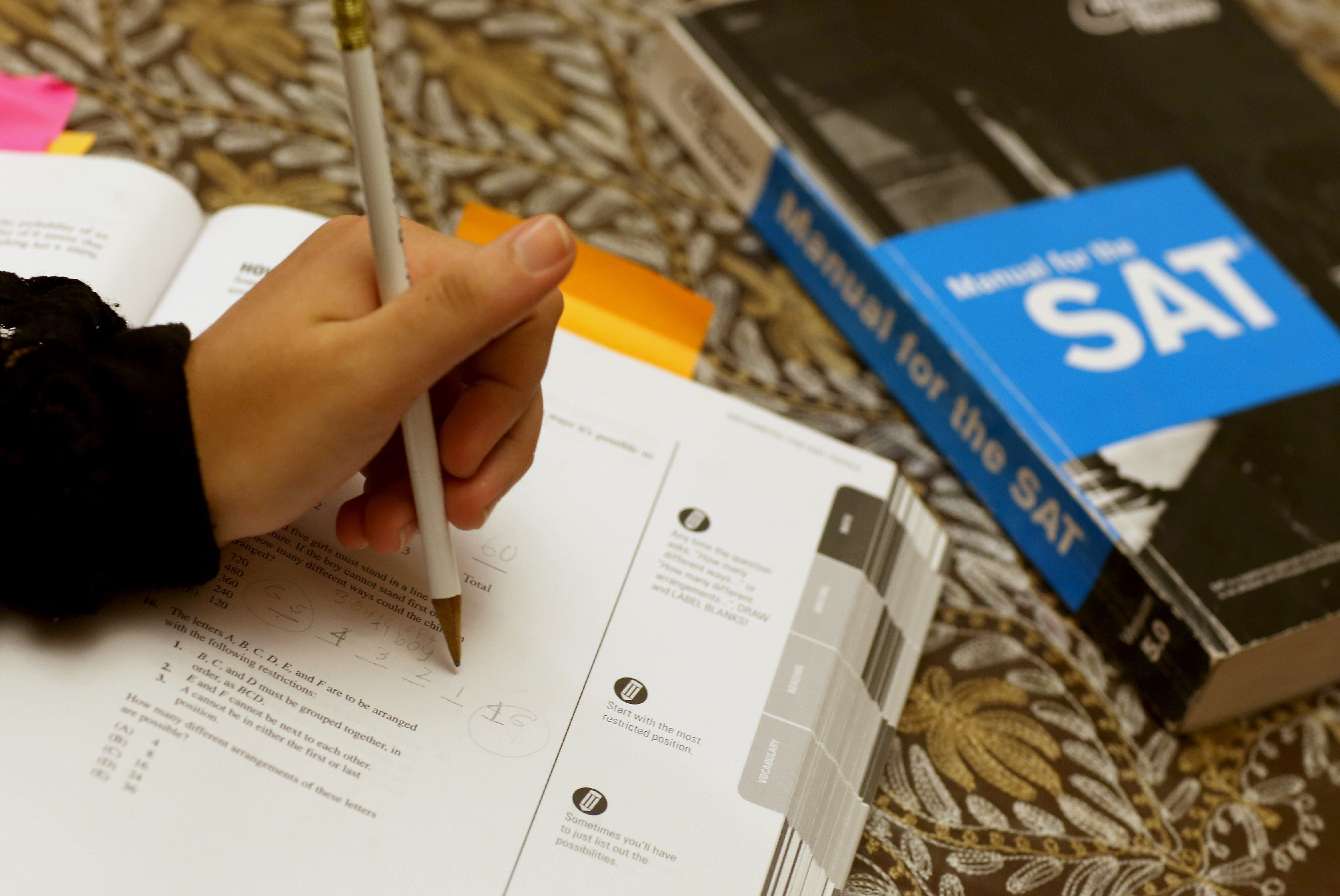 Everything You Need to Know About the New SAT Test