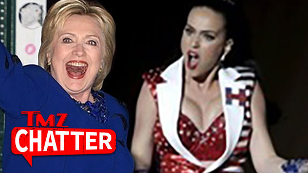 Hillary Clinton -- Celebs Like Me... They Really Like Me!!!
