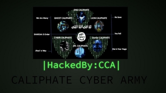 Pro-ISIS Hacking Group Tries to Hack Google but Gets the Wrong Site