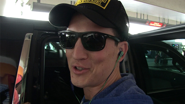 Miles Teller -- My Hot Drama Teacher Made Me What I Am