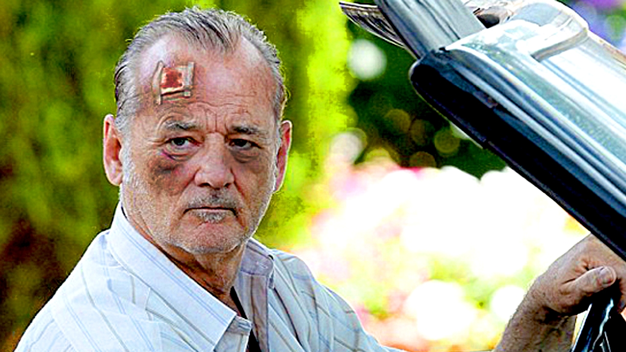 Bill Murray Stopped a Bank Robber