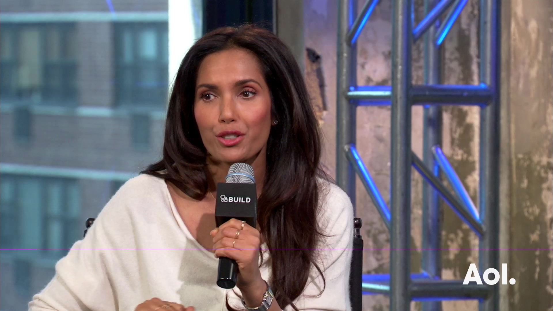 "Padma Lakshmi On ""Love, Loss and What We Ate"""