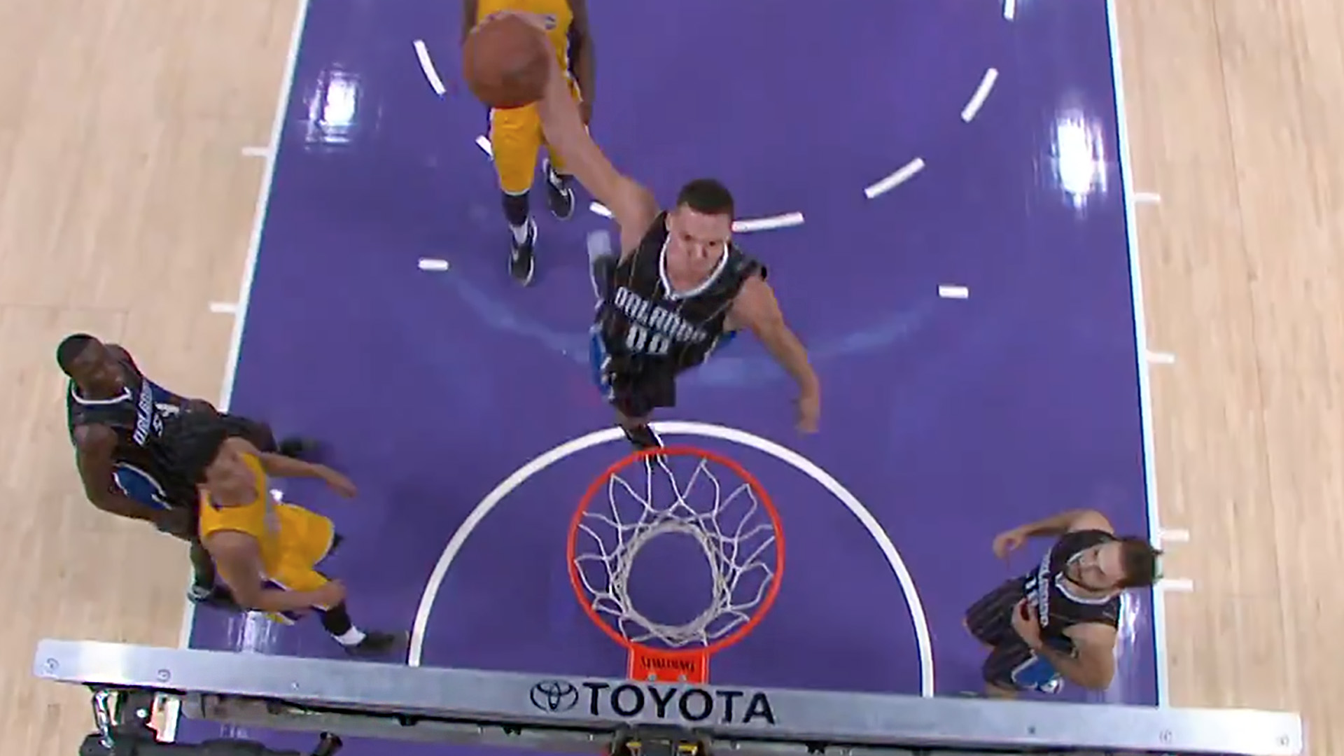 Aaron Gordon & Zach LaVine Put on Slam Dunk Contest Part 2