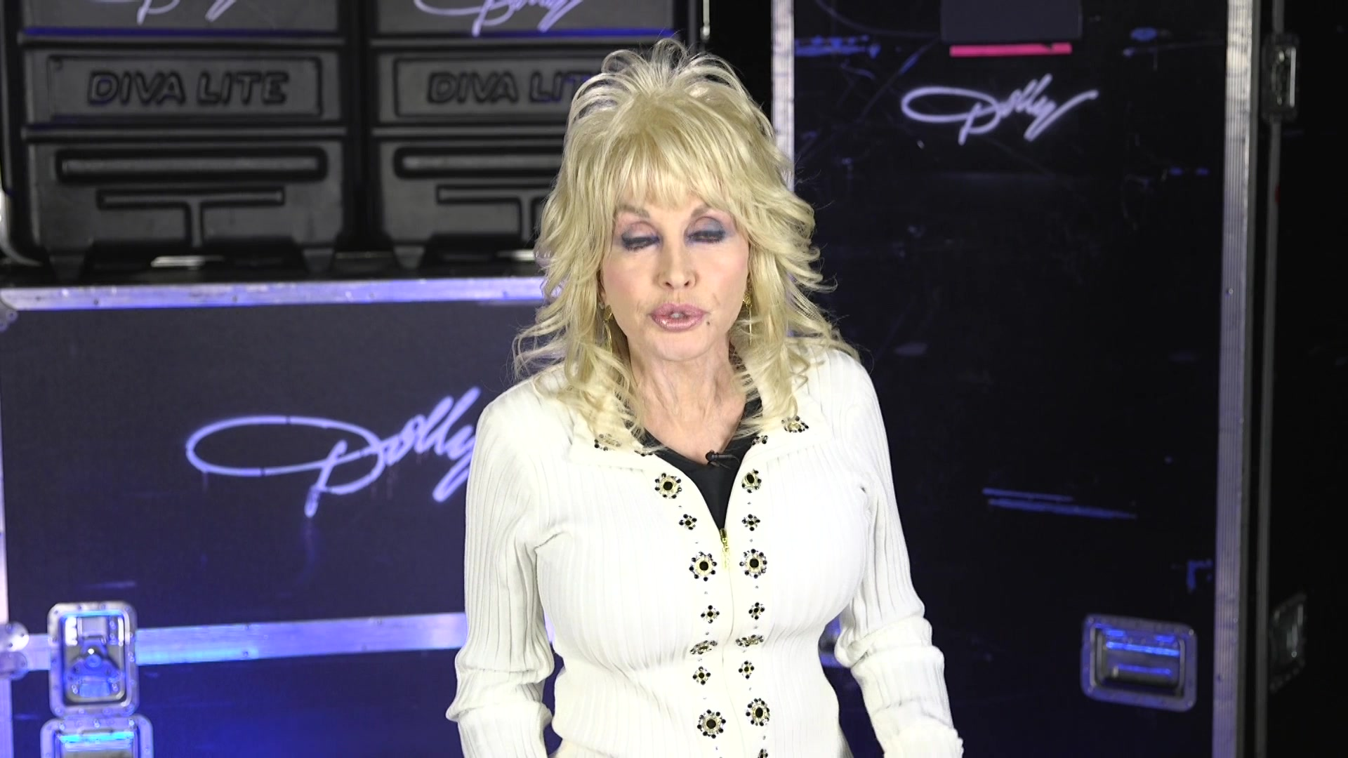 Dolly Parton doesn't get nervous putting out new music