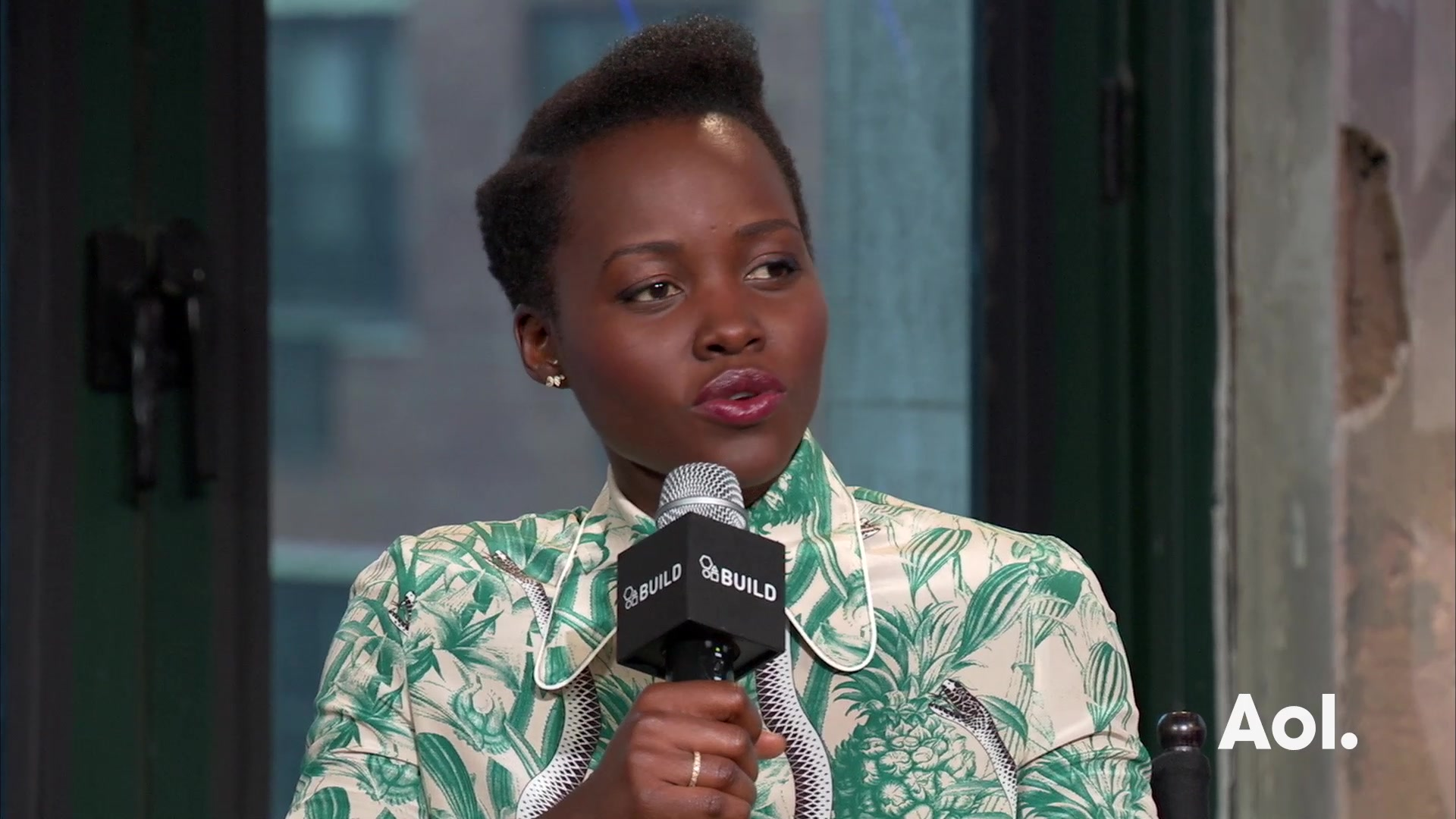 "Lupita Nyong'o on The Development of ""Eclipsed"""