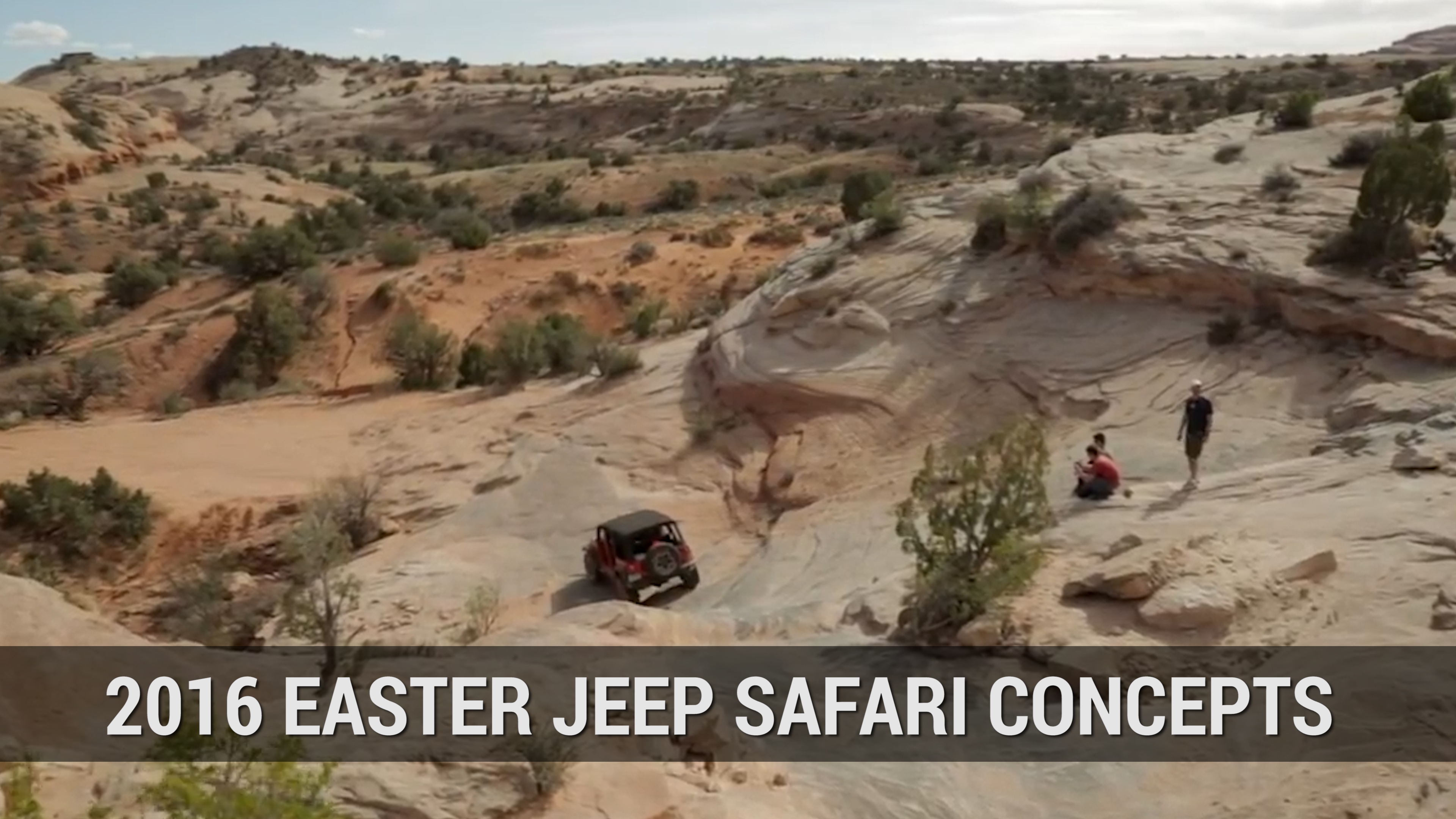 Easter Jeep Safari Concepts | Autoblog Mintue