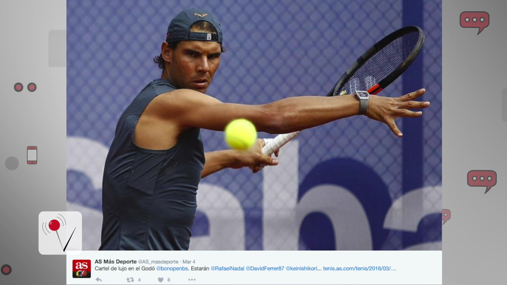 Rafael Nadal to Sue Over Doping Claims