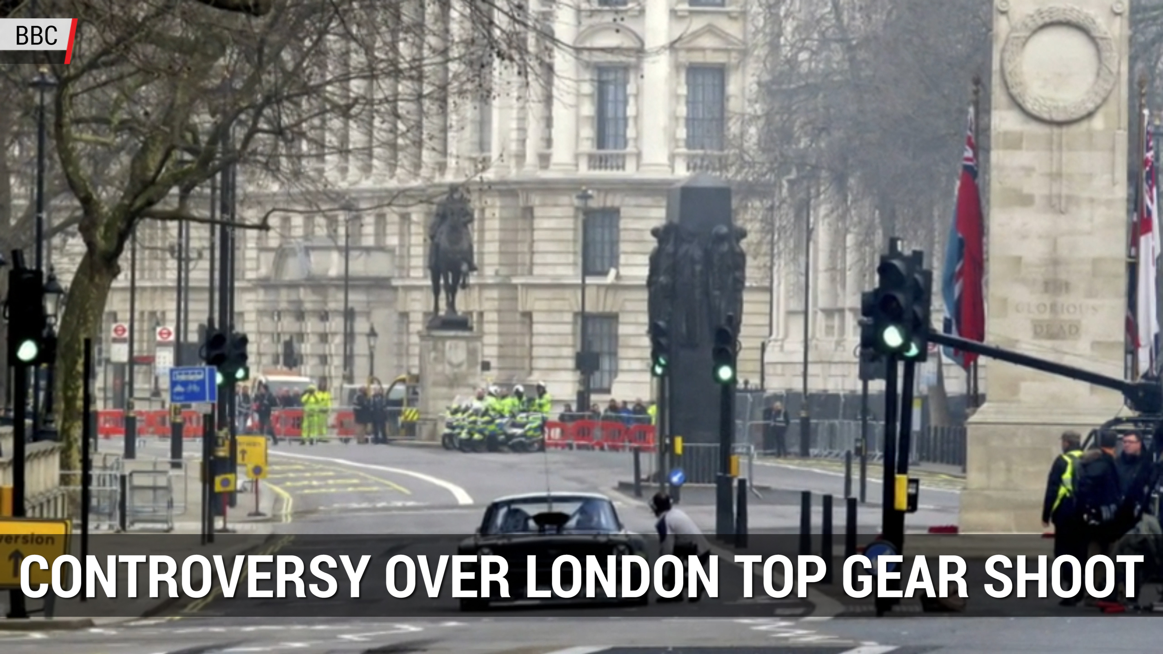 Top Gear Controversy Over Ken Block Hooning in London | Autoblog Minute