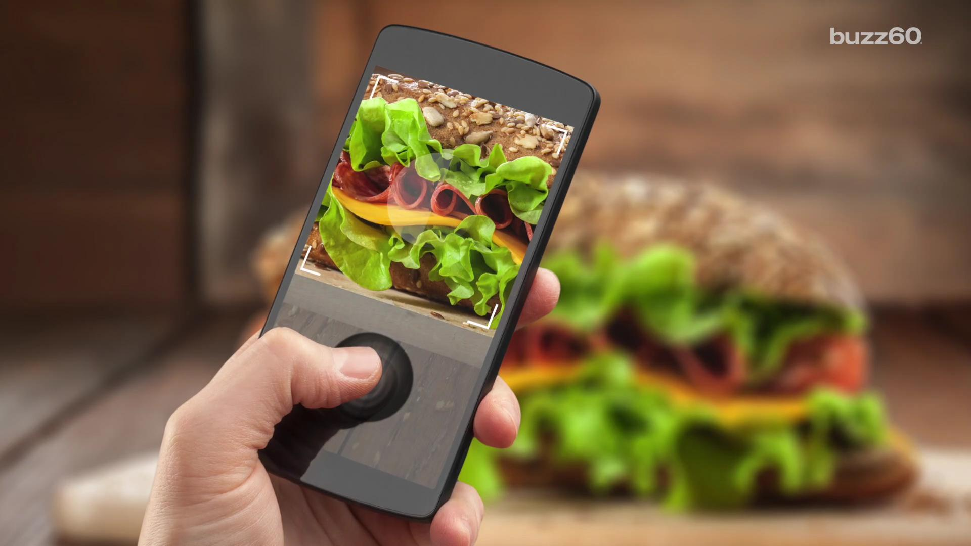 Instagramming Food Might Actually Make It Taste Better