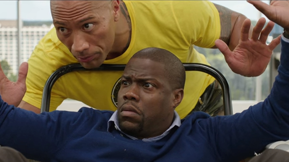 "Trailer: ""Central Intelligence"""