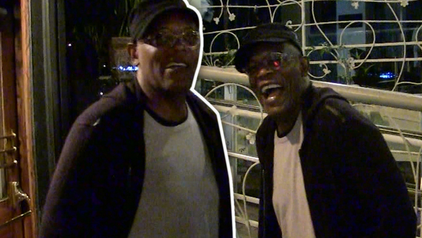 Samuel L Jackson: I Leave the Finances To My Wife!