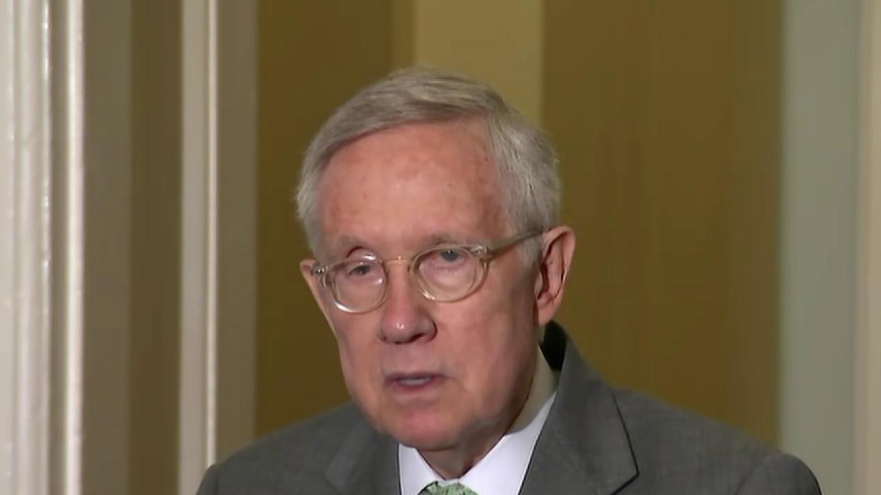 Senator Reid: Why Can't GOP Do Its Job?