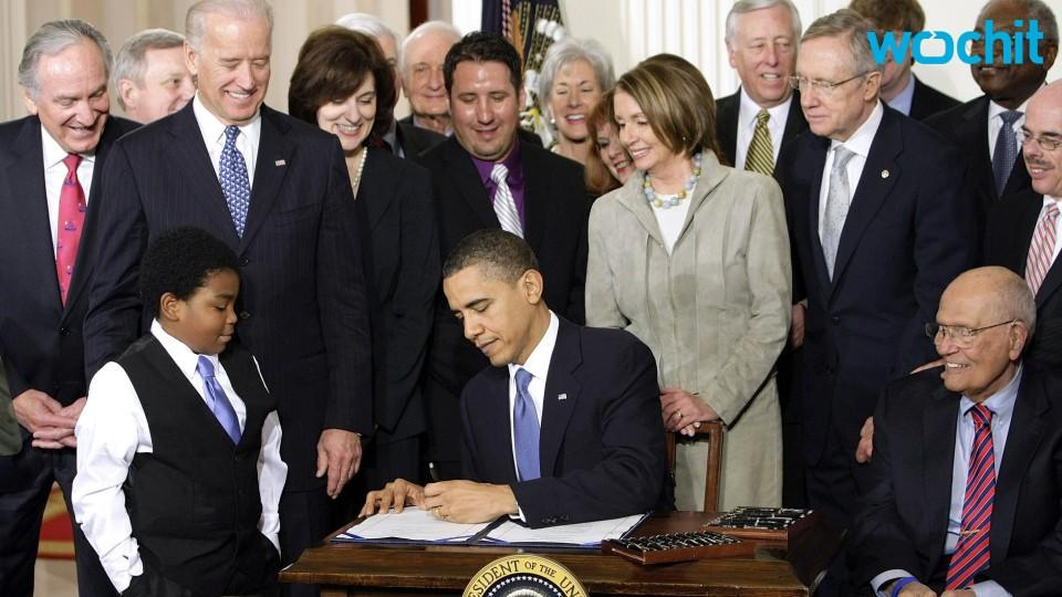 'Obamacare' Gets Long Overdue Recognition For Accomplishments