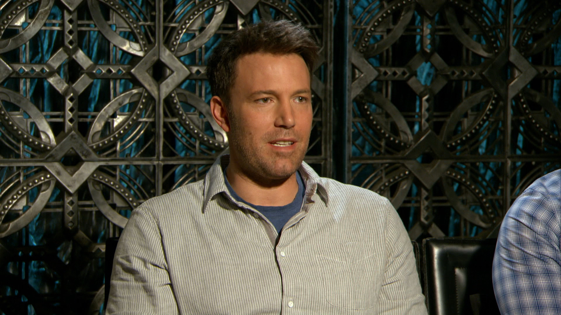 Ben Affleck's Daughter Not Impressed By Batman