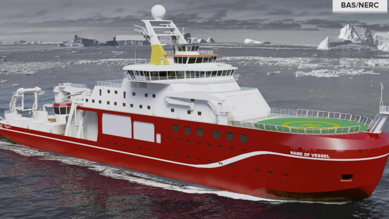 Boaty McBoatface Dominates Poll to Name Polar Research Ship