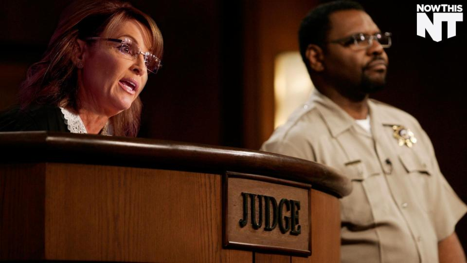 A Sarah Palin Courtroom Show Is In The Works