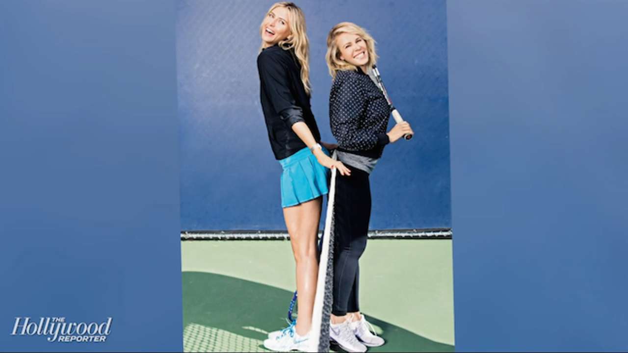 Chelsea Handler Talks 'Maria Sharapova + Friends' Tennis Event