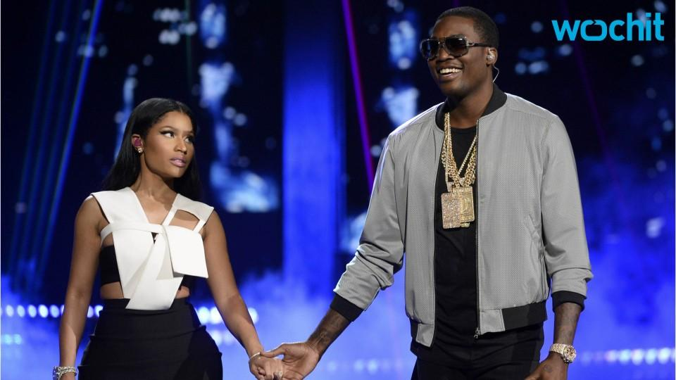 Nicki Minaj Declares Love for Meek Mill During Concert on Tuesday Night