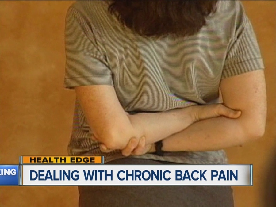 Dealing with Chronic Back Pain.