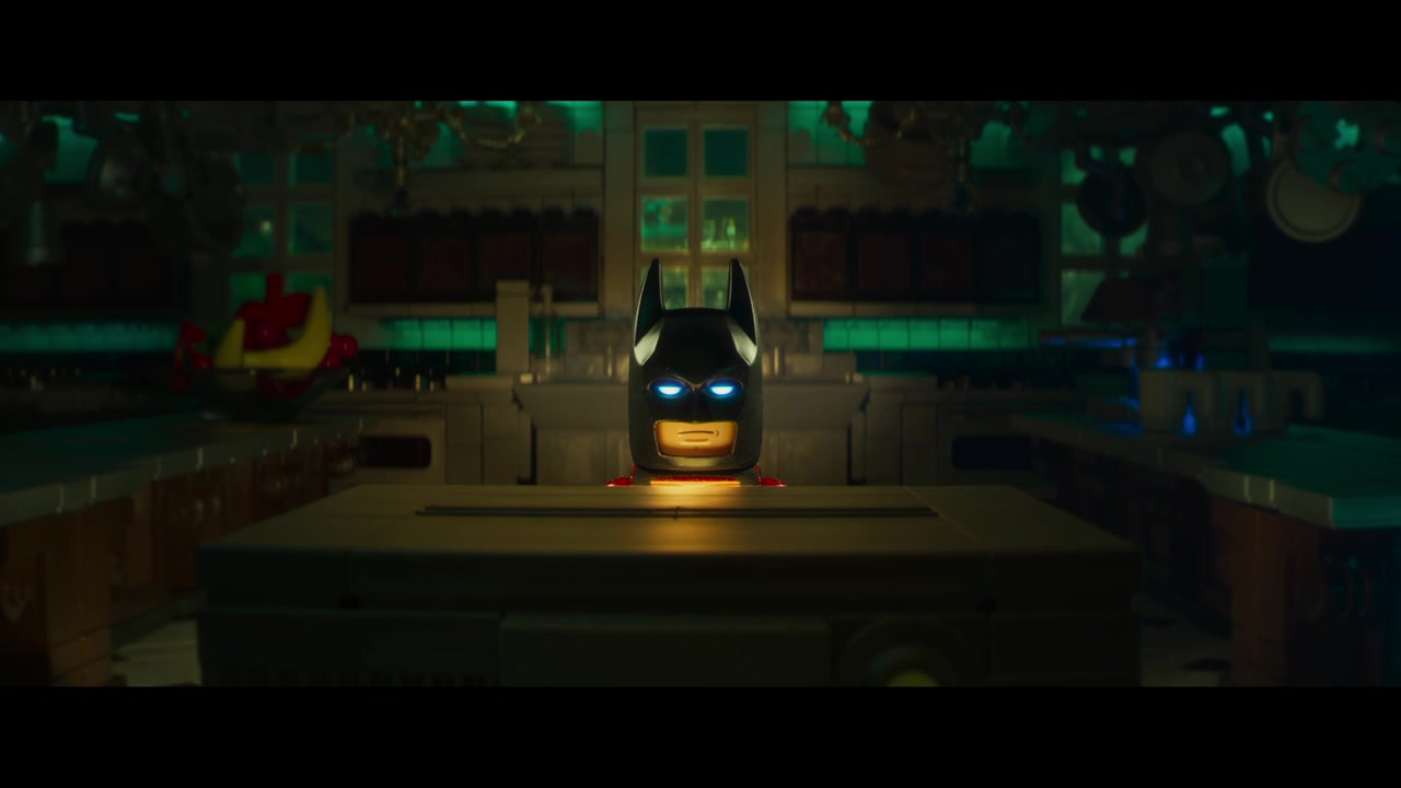 'The LEGO Batman Movie' (2017) Official Teaser Trailer