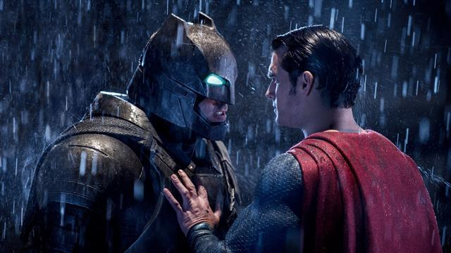 Film Clip: 'Batman V. Superman'