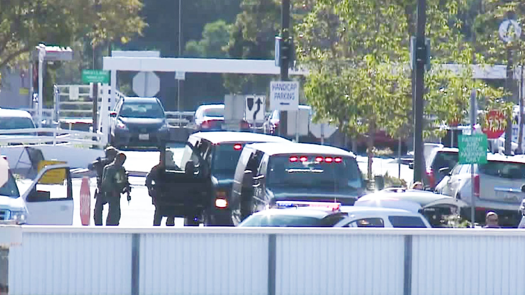 Armed Man Reported at Naval Medical Center San Diego