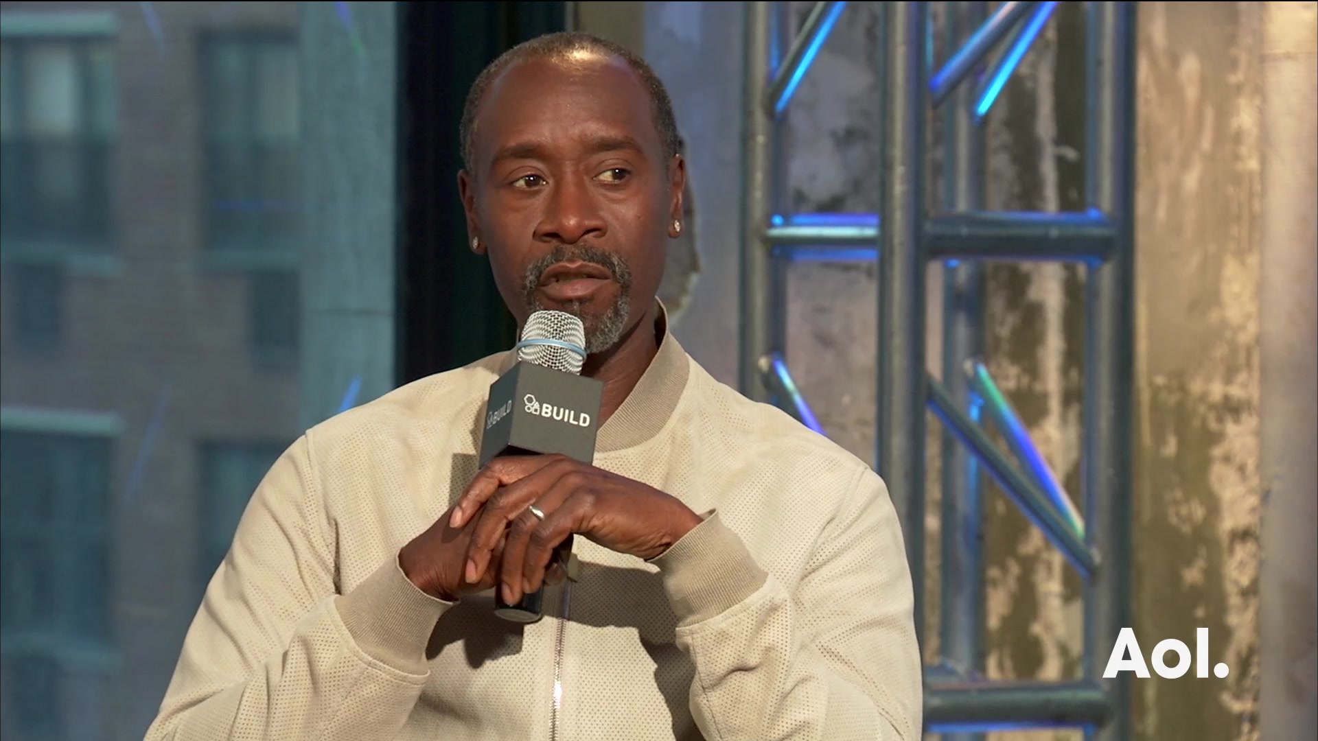 "Don Cheadle On ""Miles Ahead"""