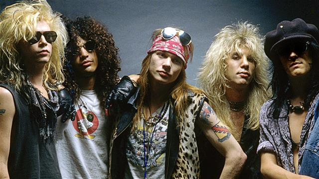 Fans Await Guns N' Roses Reunion