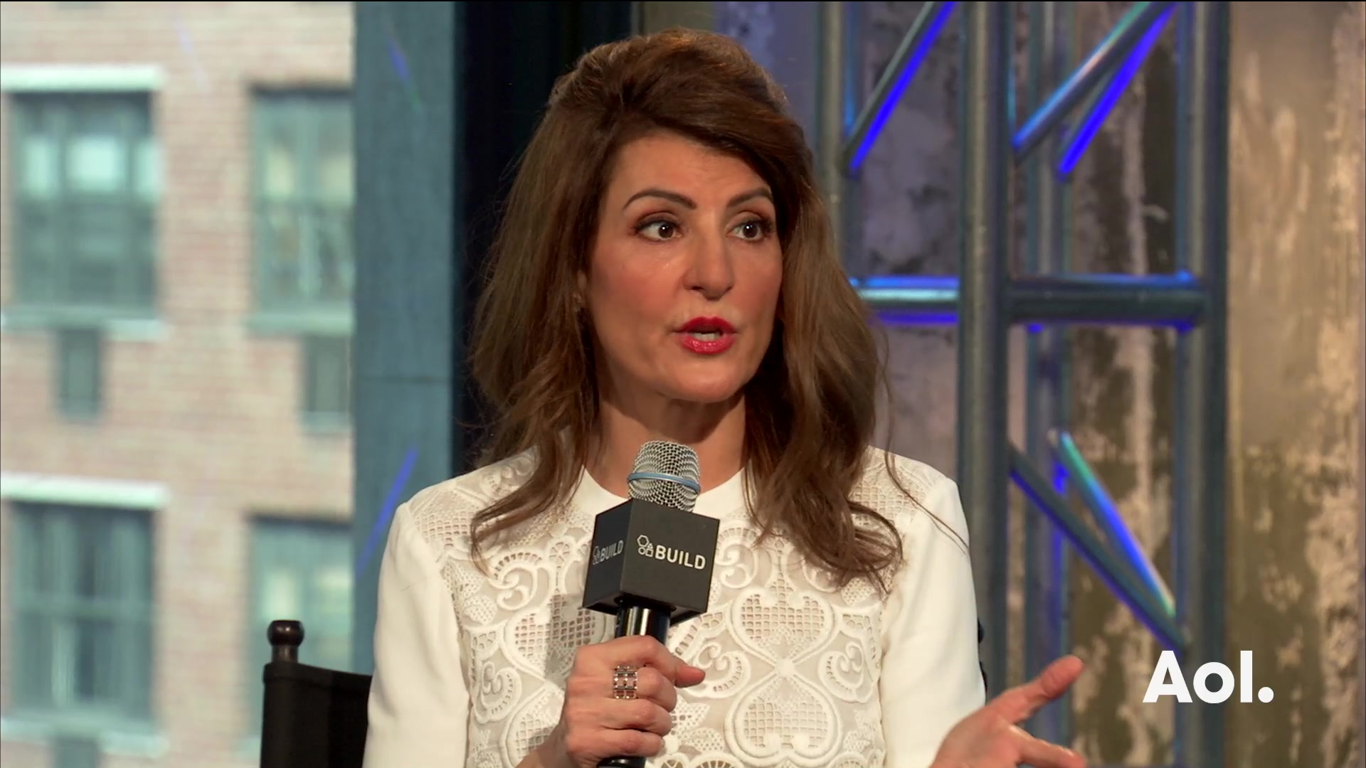 "Nia Vardalos On ""My Big Fat Greek Wedding 2"""